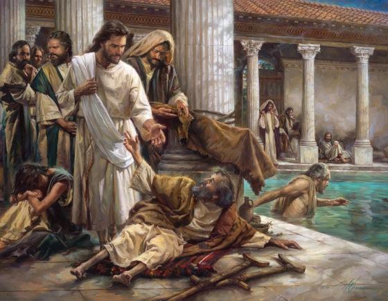 Sabbath Healing