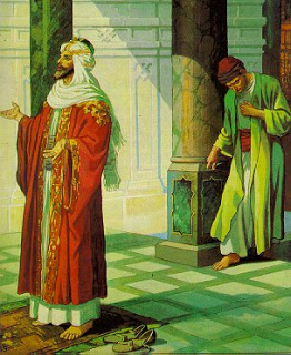 pharisee & tax collector 1