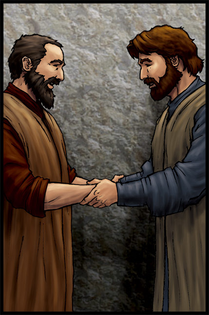 barnabas and saul