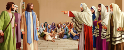 Condemning-Pharisees-488x200