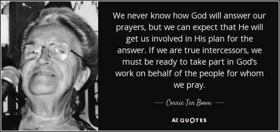 prayer ten boom