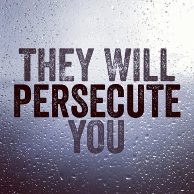 they-will-persecute-you