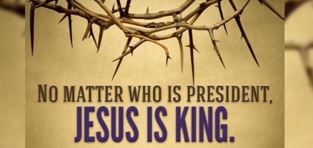 jesus-king-president